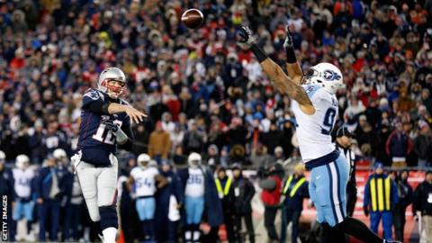 What we learned from Patriots win over the Titans