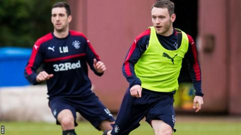 Lee Hodson hopes to make an impression on new manager Pedro Caixinha