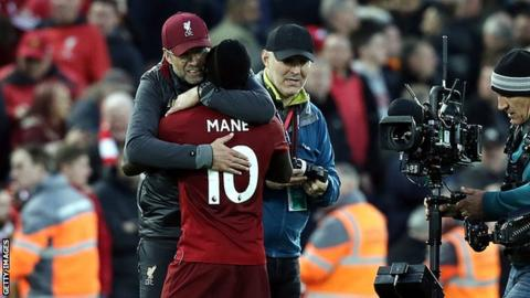 Klopp says Mané contract shows top players think Liverpool can win trophies