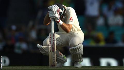 Late Root & Bairstow wickets derail England at SCG