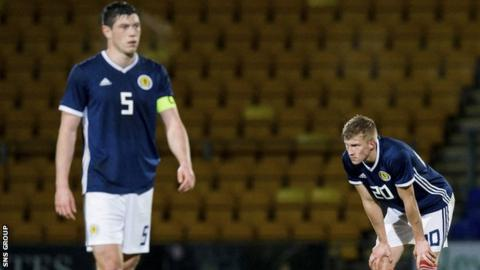 Scotland were picked off by two counter-attacks in Perth