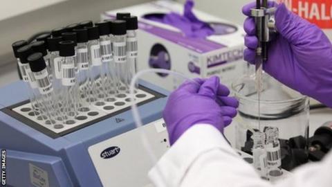 Anti-doping test