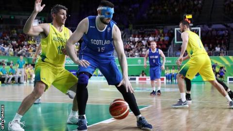 Scotland basketball