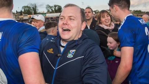 Ulster SFC final: Cavan boss Mickey Graham 'driven' to repeat 1997 success
