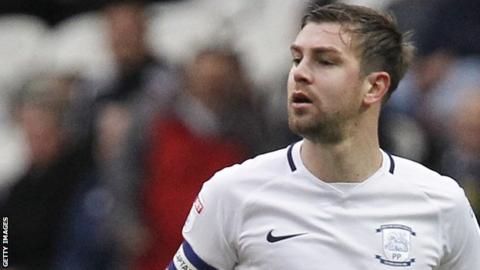 Paul Huntington made 46 appearances for Preston North End last season
