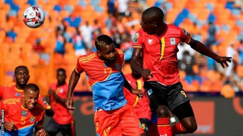 AFCON 2019: Uganda claim 2-0 victory over DR Congo