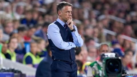 Phil Neville likely to step down as England Women head coach