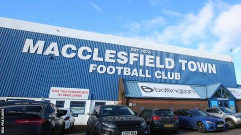 Macclesfield Town are 15th in League Two after 17 games of the 2019-20 season