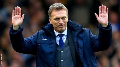 David Moyes among the names linked with Everton