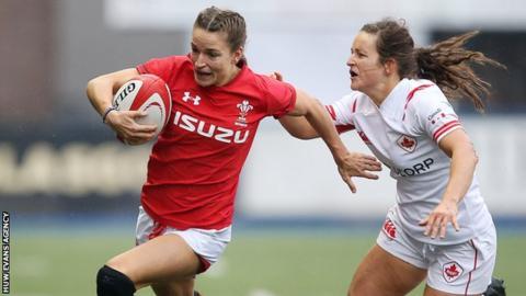 Jasmine Joyce against Canada