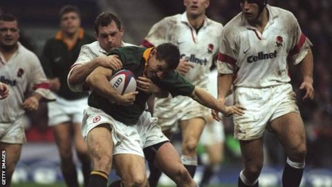 Former Springbok winger James Small passes away