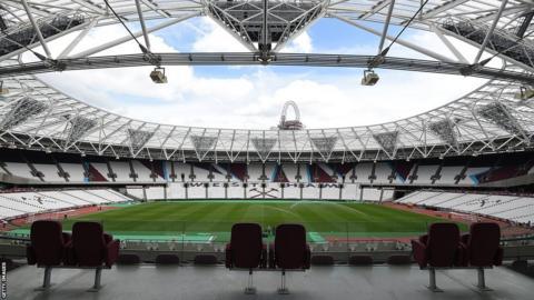 The London Stadium