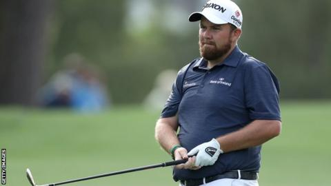 Weather halts RBC Heritage with Lowry ahead