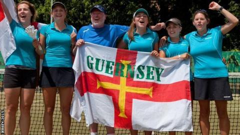 Guernsey tennis