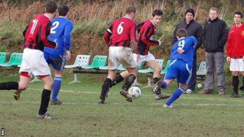 Rangers v Belgrave Wanderers
