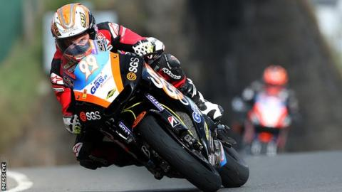 Jeremy McWilliams' most recent victory at NW200 was in 2015