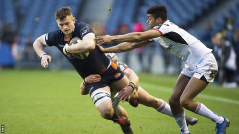 Scotland: Magnus Bradbury relishing race for Rugby World Cup place