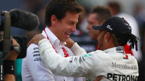 science Toto Wolff