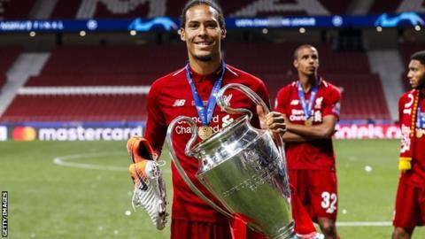 Virgil van Dijk: Should Liverpool defender win Ballon d'Or?