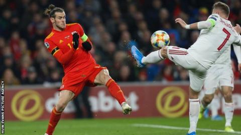 Wales secured their place at Euro 2020 by beating Hungary in the last qualifying game in Cardiff