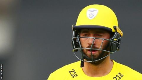 James Vince has hit 14,954 runs in all formats during his time with Hampshire