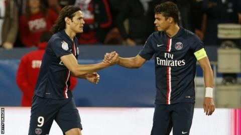 Leonardo confirms that Cavani and Thiago Silva will leave PSG