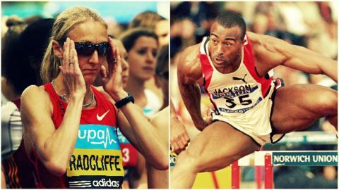 Paula Radcliffe and Colin Jackson could both lose world records under proposed rule changes