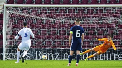Scotland have won two and drawn two of their first five qualifying games