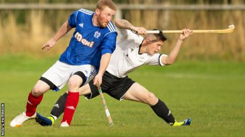 Kyles and Lovat clash