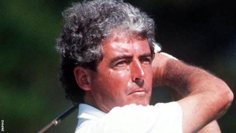 John O'Leary's Irish Open victory at Portmarnock in 1982 was the most famous of his career