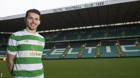 Lewis Morgan can't wait to get started at Celtic