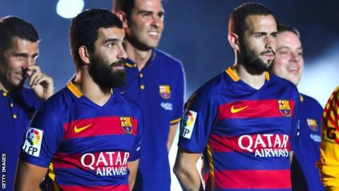 Turan Joins Istanbul Basaksehir From Barcelona On Loan Deal