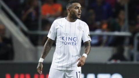 Danny Simpson played 31 times during Leicester's title-winning season