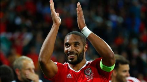 Ashley Williams EURO 2016 Captain