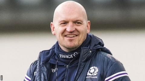 102771253 townsend - Scotland coach Townsend extends deal until 2021