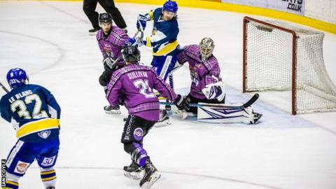 Fife Flyers looked good at times, but couldn't find a way past Braehead Clan in Sunday's final