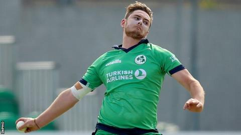 Ireland beat Zimbabwe by four wickets in first of three one-day internationals
