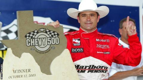Former IndyCar champion Gil De Ferran