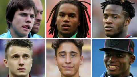 Young stars to watch at Euro 2016