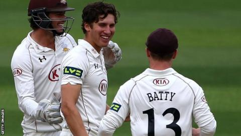 Zafar Ansari and Gareth Batty
