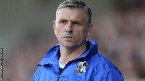 After winning promotion with Macclesfield in 2018, John Askey lasted just five months at Shrewsbury before becoming Vale boss on 4 February