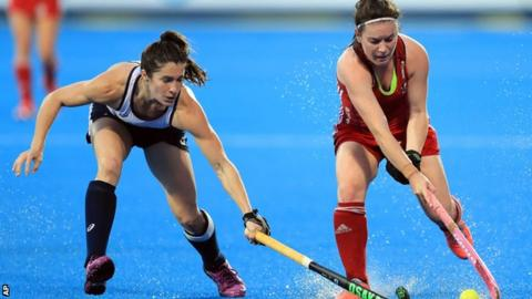 GB lose to USA in London