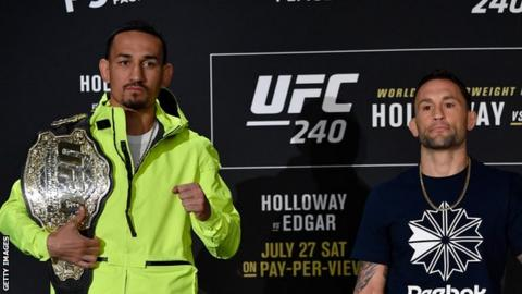 Max Holloway responds to Dana White closing the door on lightweight run