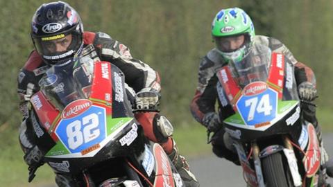 Derek Sheils and Davey Todd will compete for the Cookstown BE Racing team in 2018