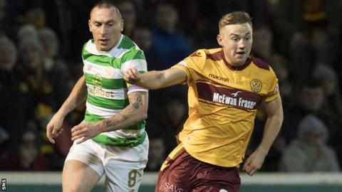 Kipre red 'hard to take' for Motherwell boss Robinson