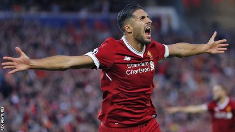 Liverpool confirm Emre Can's departure from the club