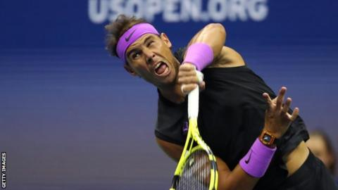 No worries for Nadal in US Open first round