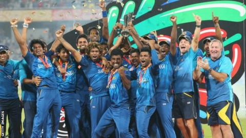 Sri Lanka won the 2014 ICC World Twenty20