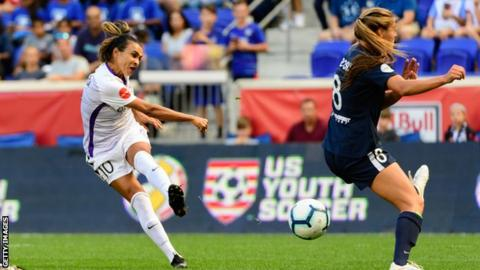 Orlando Pride withdraws from NWSL Challenge Cup after positive COVID tests