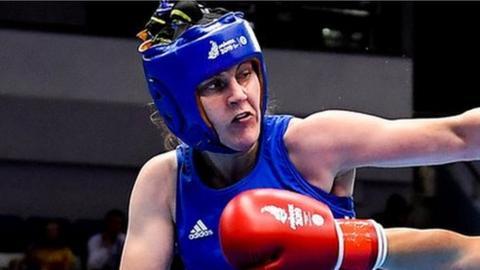World Women's Championship: Michaela Walsh progresses to last 16 in Siberia
